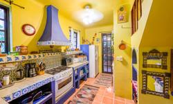 Sombra Verde Kitchen