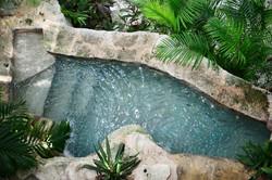 Splash Pool - Top View