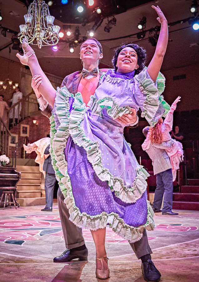 Phoebe Koyabe in Meet Me in St Louis at Hale Center Theatre