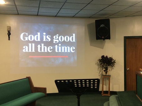 APRIL 7TH TUESDAYS BIBLE STUDY