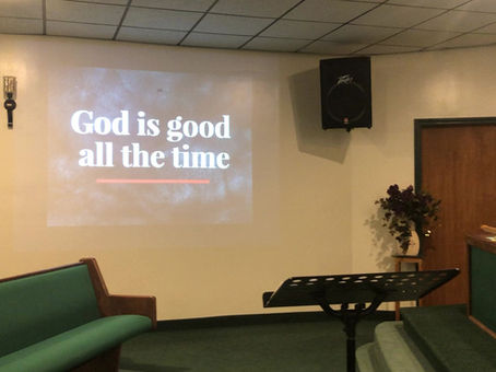 TUESDAYS BIBLE STUDY MAY 19TH