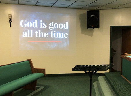 TUESDAYS BIBLE STUDY JULY 14TH