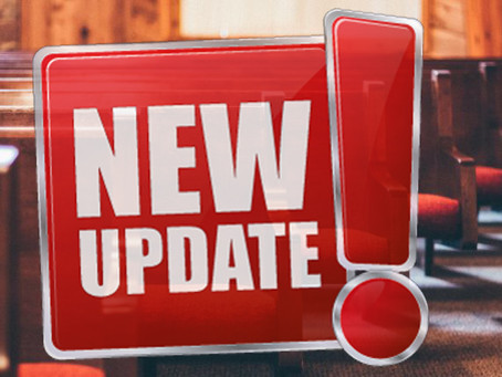 NEW UPDATE ON SUNDAY MAY 31ST SERVICE