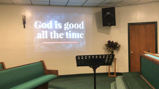 TUESDAYS BIBLE STUDY
