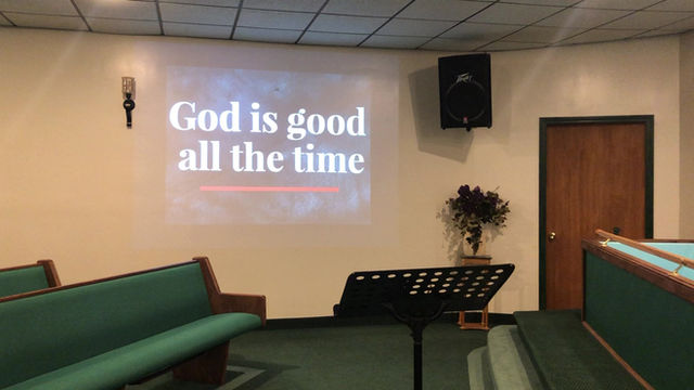 TUESDAYS BIBLE STUDY APRIL 21ST