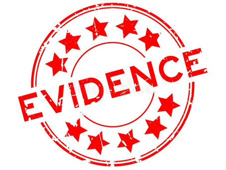 IS THERE EVIDENCE?
