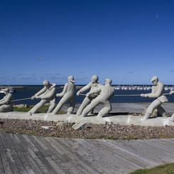 Monument au pêcheurs