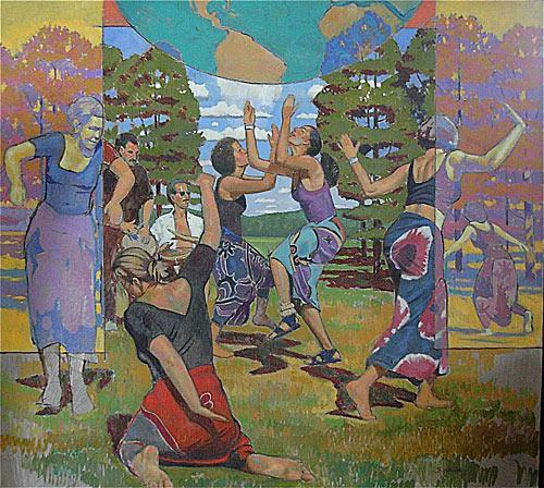 World Dance at Grass Roots