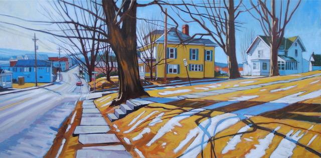 Taylor Ave- Winter Morning HRJPG