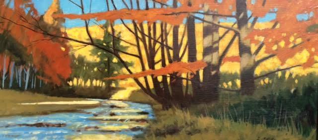 Ross Creek Autumn