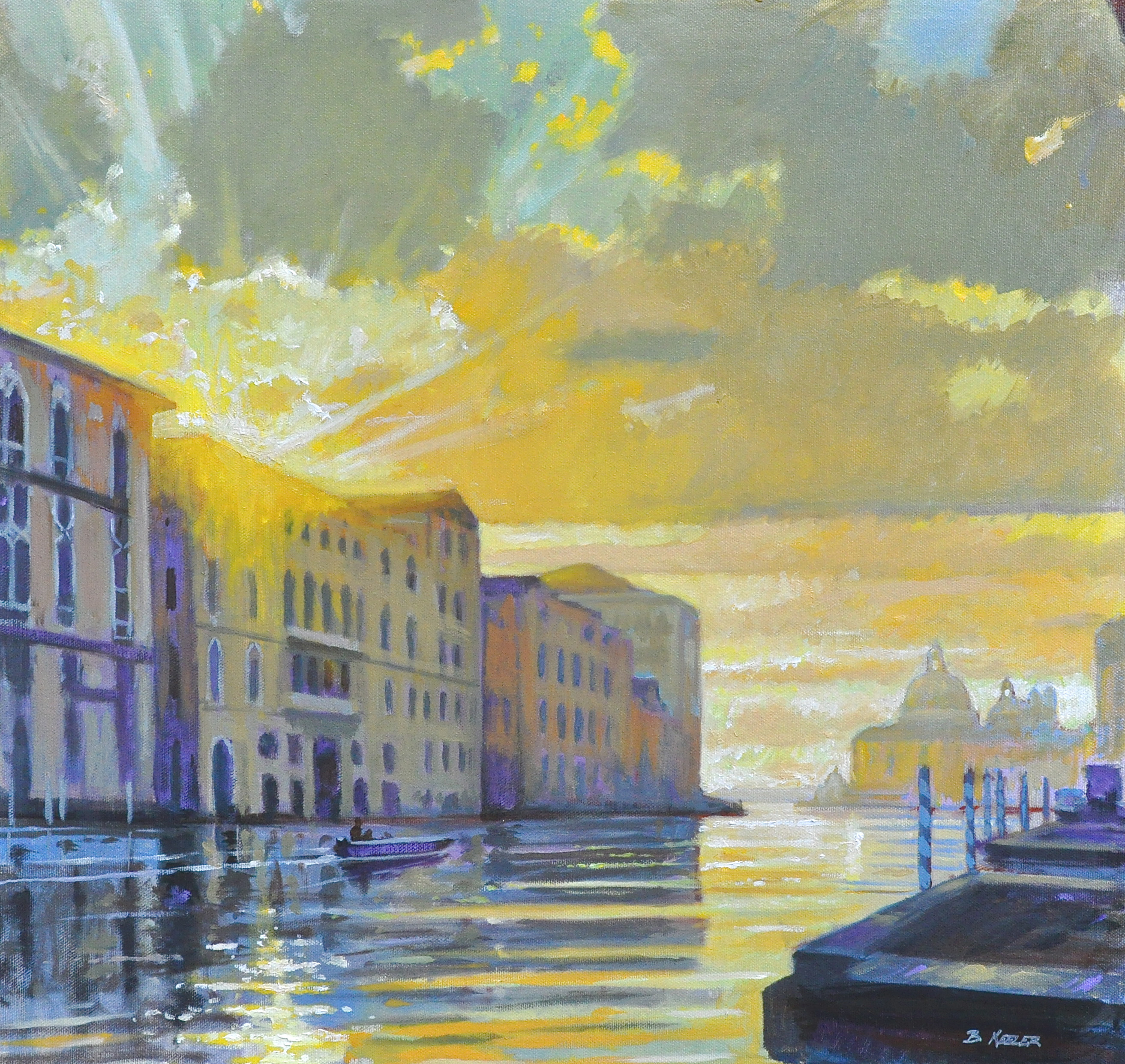 Venice Sunrise- Academia HR - Copy
