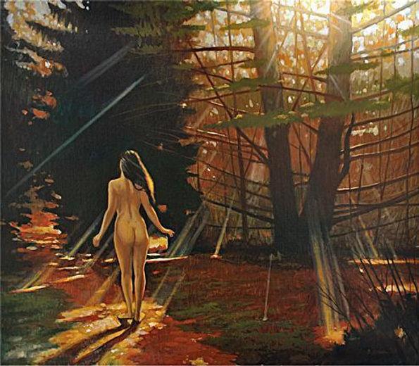 Light_on_Her_Feet_Oil_on_linen_26_x_30__