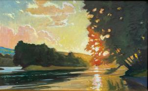 Susquehanna Golden River Light August