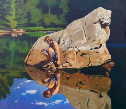 Narcissus, Loyalsock Creek