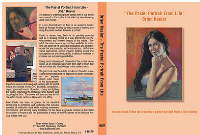 The Pastel Portrait From Life CD