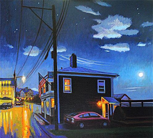 Stonington August Nocturne