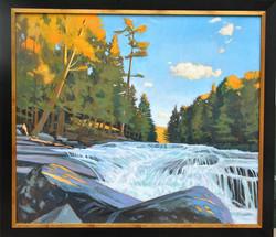 Raquette River- August Light - Copy