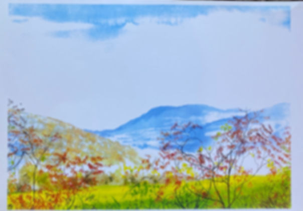 Sumac and Hills