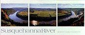 Susquehannna River Triptych