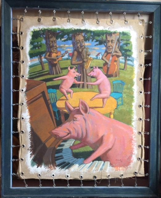 Lindy Hop Hogs
