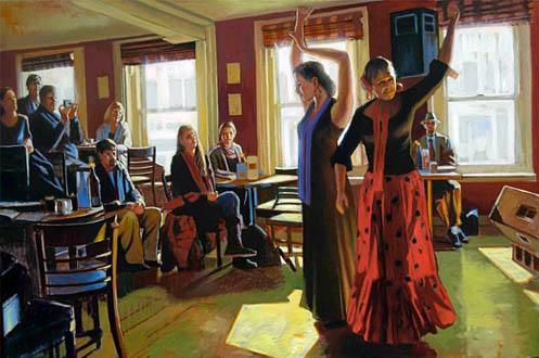 Light on Flamenco