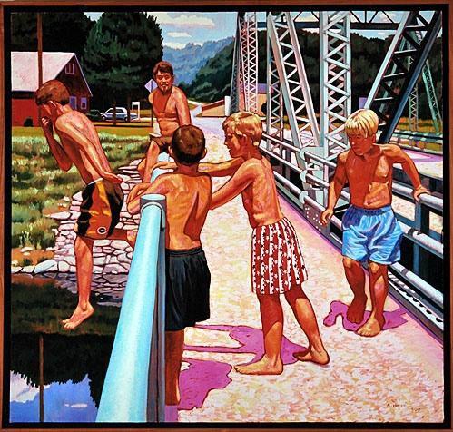 Bridge Boys, Camptown, PA