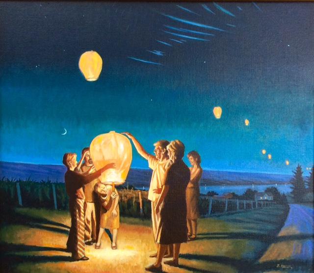Luminous Nocturne, Seneca