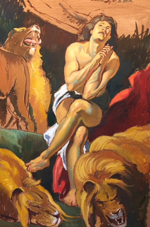 Daniel_in_the_Lions'_Den._Oil_on_canvas_