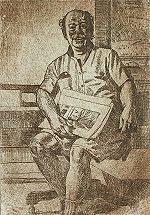 Portrait of Gil Williams