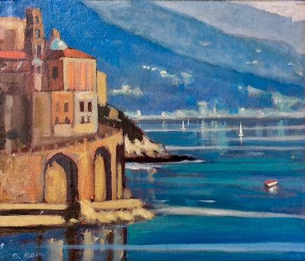 Atrani- Amalfi Coast