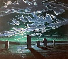 Nocturne- Callanish Portal Stones- Isle