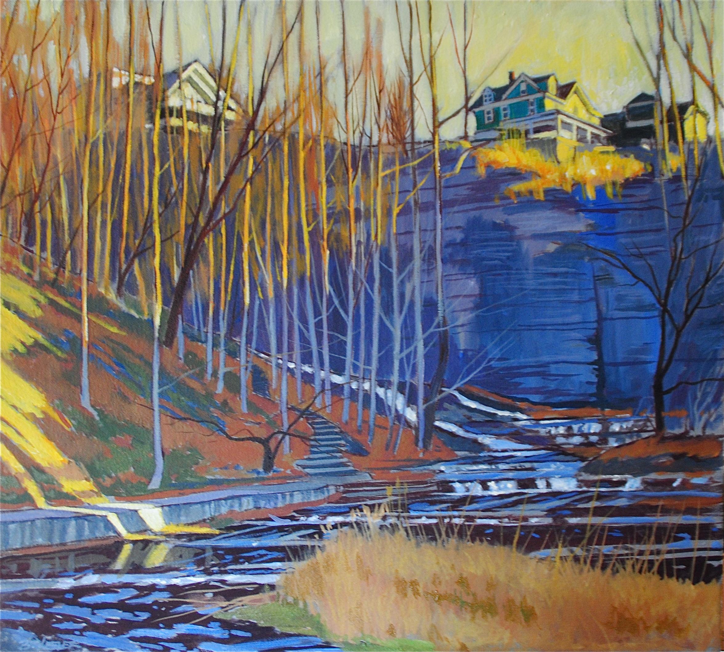 Cliff Dwellers- Cascadilla Gorge