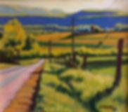 Spring, Howard's Farm, Homer's Ferry, PA