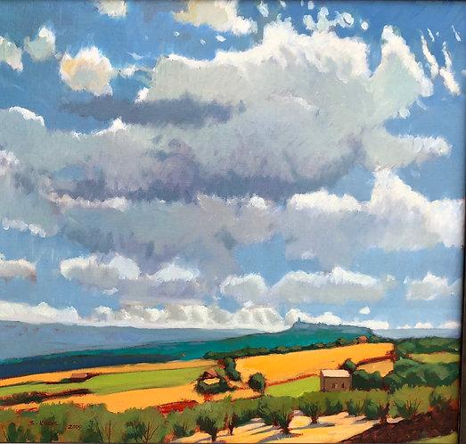 Umbrian Sky, Todi Italy