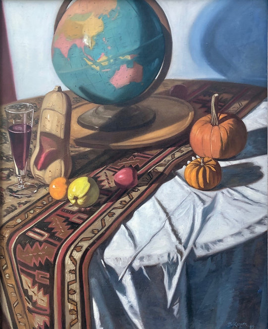 Still Life Painter