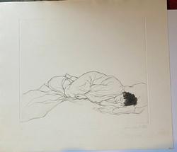 Sleeping Woman #2