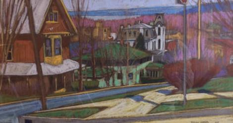 Aurora Street, Spring
