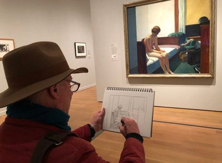 Our Encounter with America- Through Edward Hopper