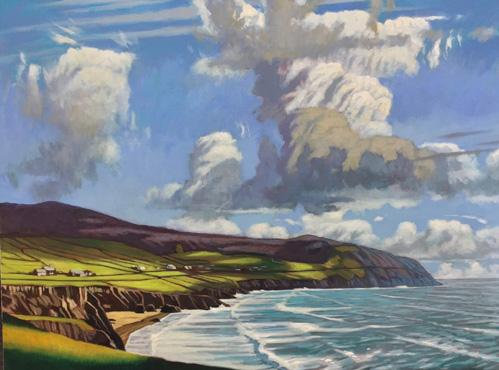 Coastal Clouds, County Kerry Ireland