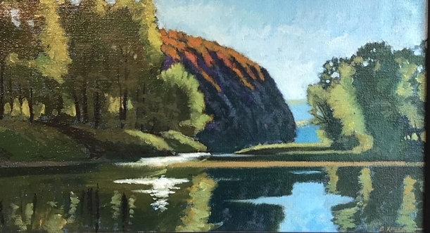 Rummerfield Riverscape