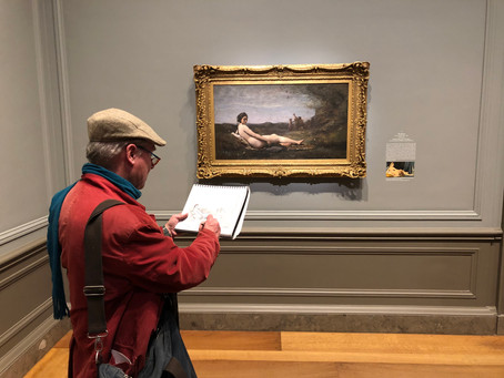 Facts and Figures- Looking at Corot