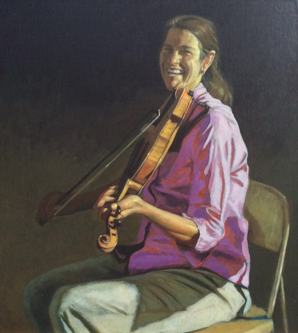 The Happy Fiddler