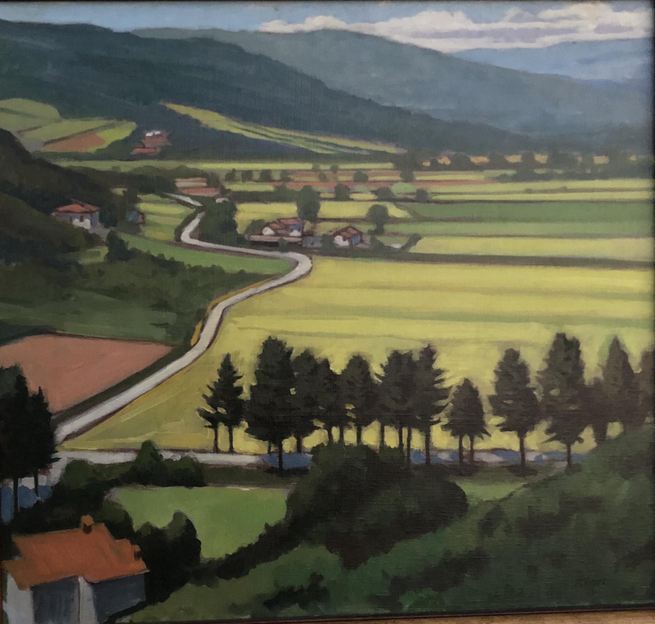 Tuscan June Fields
