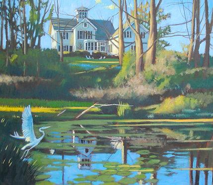 Spring Pond Light - Ithaca