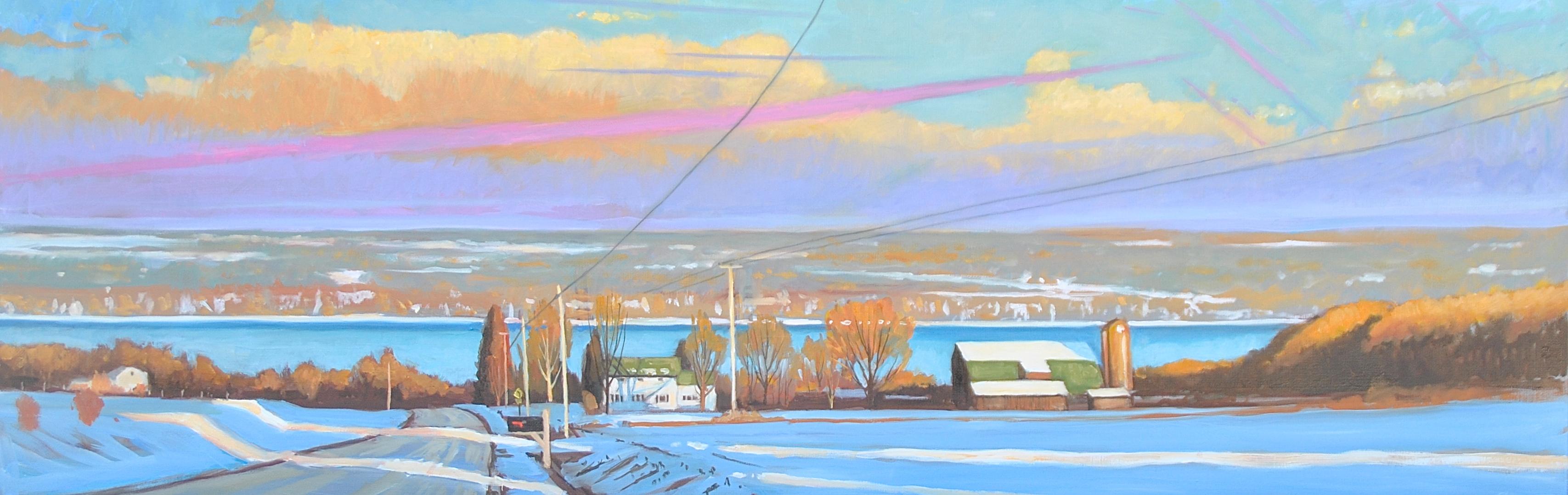 Winter Light Glenwood