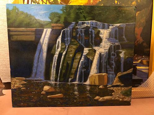 Cascadilla Falls, Ithaca, NY