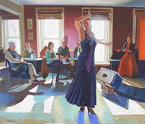 Flamenco in The Light
