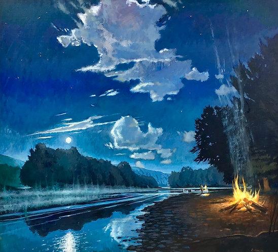 Moon Mist Susquehanna