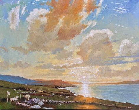 First Light County Kerry Dingle Pennisula Ireland