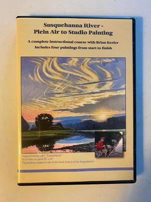 Susquehanna River DVD